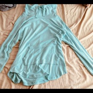 Tops - Exercise hoodie